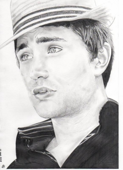 Matt Dallas by crayon6B